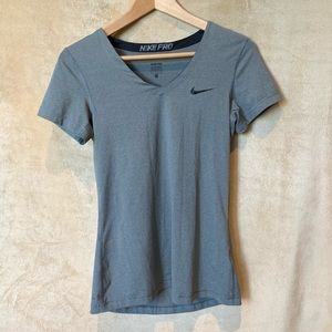 Nike Pro V Neck Shirt PERFECT CONDITION